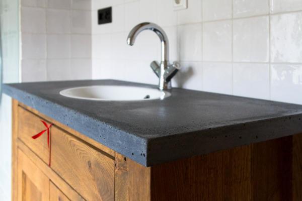 Eiken Werkblad Badkamer : Badkamermeubel kopen tips en inspiratie